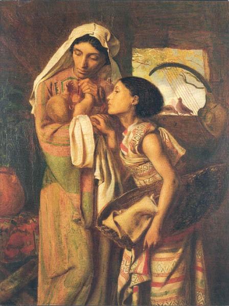 Duas mulheres, com profissão, sem pais, nem maridos, circa 1.400 a.C.