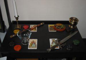exemplo de altar